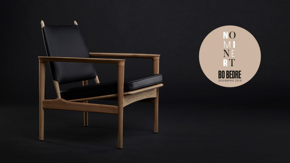 Broadway by Eikund – nominated in the category «Årets relansering» (Relaunch of the year) in Bo Bedre's design awards
